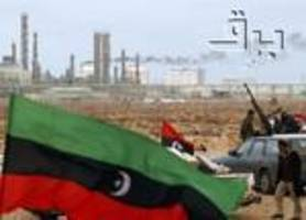 Some Libyan oil ports reopen after deal with rebels