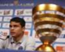 thiago silva demands psg reaction in coupe de la ligue final