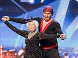 Britain's Got Talent's dancing granny, Paddy Jones, insists 'I'm no fraud'