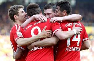 Bayern finally see off Braunschweig in Real Madrid tuneup