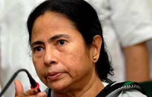 Mamata Banerjee says, there can be no govt at the Centre without TMC support