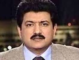 Pak's top TV journalist Hamid Mir shot at by gunmen in Karachi