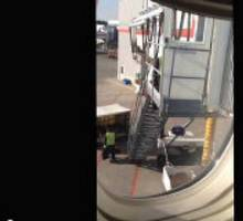 Air Canada vows to fire baggage tosser caught on video